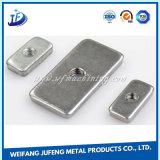 Het Stempelen van het Metaal van het Blad van de Legering van het aluminium Scherpe Delen met het Buigen/van het Lassen de Dienst