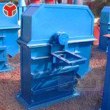 Elevador de compartimiento industrial para la planta de procesamiento por lotes por lotes concreta
