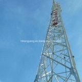 De zelfstandige Toren van de Antenne van de Microgolf van de Radioverbinding