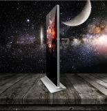 42 인치 지면 서 있는 간이 건축물 최고 광고 LCD 디스플레이를 위한 최신 특가