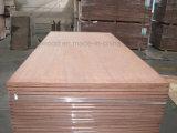 Madeira compensada comercial da qualidade superior usada para a mobília e o Constructure