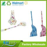 Diferentes padrões de forma Wc Conjunto de escova de limpeza doméstica, wc de plástico o suporte da escova