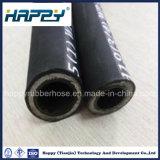 R9 Haute pression hydraulique en spirale métallique en acier flexible en caoutchouc