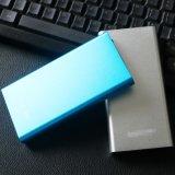 QC 3.0 Alumium 금속 유형 C 힘 은행 8000/10000mAh