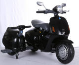 12V Electric Ride sur moto avec side-car