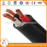 H05vv-F 3 Kabel van de Draad van de Kern 1.5mm2 de Flexibele