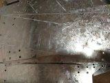 La plaque d'ongles en acier l'exportation au marché nord-américain