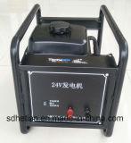 Сертификат SGS заводская цена высокое качество выходного постоянного тока 24 В 2Квт генератора постоянного тока генератора