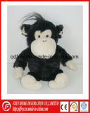 Lit jouet en peluche plus chaudes du singe avec sac de blé de lavande