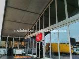 40X60m роскошь для использования вне помещений Выставочный Зал Большой стеклянный палатки для событий
