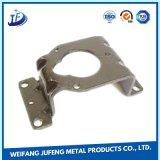 Aluminium de fabrication de la Chine/tôle en laiton personnalisés par RoHS acier inoxydable estampant des pièces