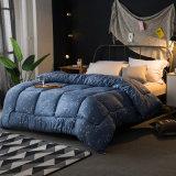 Het afgedrukte Vastgestelde Dekbed van het Dekbed van het Beddegoed van het Dekbed van Microfiber van de Polyester van het Huis Textiel