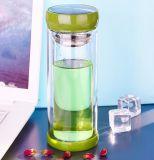 Чашка подарка дня рождения чашки перемещения бутылочного стекла воды спортов