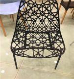 가구 의자를 식사하는 쌓을수 있는 PP 플라스틱 여가 의자