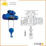 L'élévateur tend le cou l'élévateur électrique de câble métallique de l'élévateur 100kg