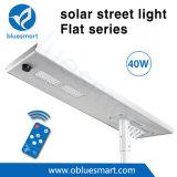 Réverbère solaire Integrated de Bluesmart 40W DEL