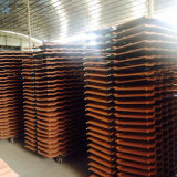 Factory Outlet couleur acier tuile de toit de pierre de couleur en option
