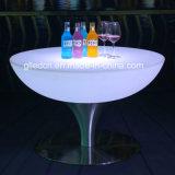 Пластмассовый стержень в таблице для Hookah бар мебель