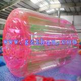 Sfera gonfiabile variopinta di Zorb, sfera di rullo gonfiabile trasparente dell'acqua per i capretti