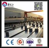 Estructura de acero personalizados de alta calidad Almacén (BYSS039)