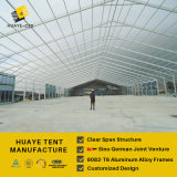 tienda de aluminio al aire libre del acontecimiento de los 40m Clearspan para el Tradeshow