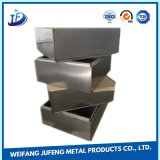 중국 공급자 건전지 제작 서비스를 가진 내각에 의하여 양극 처리되는 알루미늄 금속 세공물 상자