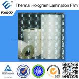 pellicola di laminazione termica trasparente 3D con i vari reticoli
