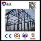Estructura de acero personalizados de alta calidad Almacén (BYSS037)