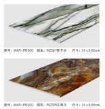 300mm PVC壁Panelsurfaceによって包まれるカラーホイル