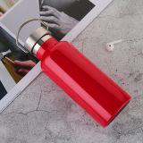 Frasco de aço do Thermal do frasco do metal da garrafa de água da garrafa de água inoxidável