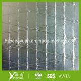 Scrim Kraft da folha de alumínio da Triplo-Maneira da isolação térmica
