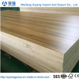 1220*2440mm E0 Grade Poplar Core Melamine Laminated Plywood
