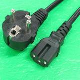 IEC C15 al cable de transmisión C14
