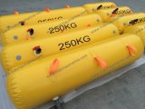 Saco enchido água do peso para o teste rápido da carga do bote de salvamento