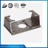 Aluminio del OEM/acero inoxidable/metal de cobre amarillo que estampa las piezas para la escritura de la etiqueta/el equipo industrial