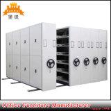Biblioteca de sistema de prateleiras de armazenamento móvel Mobile armário de arquivos do Compactador