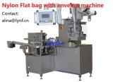 Sac plat en nylon avec le sac extérieur dans une usine d'années du modèle de machine Dxd01ys8080//30 pour la machine à emballer de sachet à thé