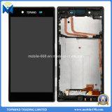 Экран LCD мобильного телефона для индикации Сони Xperia Z5 LCD с агрегатом цифрователя