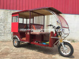 60V 1000Wモーターを搭載するバングラデシュの電気人力車