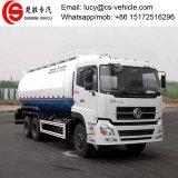 Euro II 3 Eixos 32000 litros em pó a granel caminhão-tanque para venda
