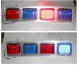 Красное голубое мигающего огня движения СИД модуля предупреждающий