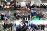Foton Lovol 4WD alimentador flexible y cómodo de 50HP con CE y la OCDE