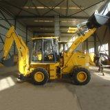 판매를 위한 Chaogong Ccmg 8ton 75kw Wz30-25 Retroexcavadora 굴착기 로더