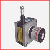 測定する引くことワイヤー変位センサーのデジタル出力4m