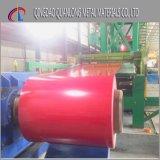Venda quente China que fornece a bobina de aço de PPGI