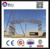 Magazzino prefabbricato della struttura d'acciaio (BYSS-777)