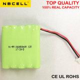 De navulbare Batterij van NiMH aa 800-2500mAh 1.2V Ni-MH van de Batterij (Aangepast batterijpak)