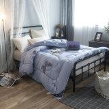 Comforter acolchoado tela impresso barato do Duvet do poliéster