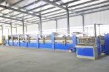 Производственная линия машина Corrugated картона хлебопека двойника серии