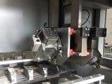 Aluminium-Belüftung-Fenster-Profil CNC-Schnitt-Säge